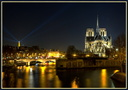 Paris by night.
